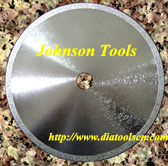 electroplated cutting grinding blade