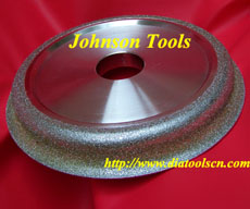 electroplated profile wheels