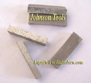 800mm diamond segments basalt stone green cutting