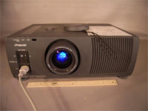 digital projector stock 3244 6501