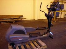 life cycle cardio machine stock 6493 10
