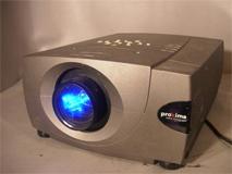 proxima projectors stock 6496 1