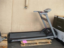 treadmill flexdeck shock absorption system stock 6522 7404