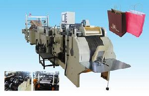 paper food bag machine equipment