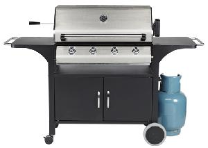 outdoor gas barbecue grills