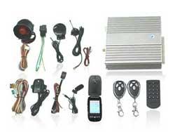gsm car alarm system distributors