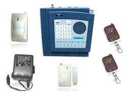 distributor wireless burglar alarm system home commerce