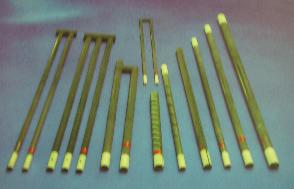 silicon carbide sic heating elements