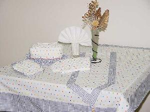 table kitchen linen