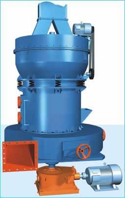 Offer Tgm Series Super Pressure Trapezium Grinding Mill