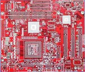 6 layer board control