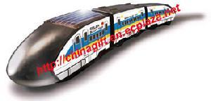 solar bullet train educational robotic kit