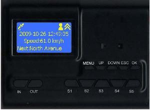 audio auto announcer bus gps