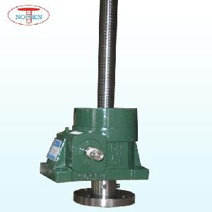 ball screw jack worm gear