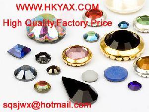 fix crystals wholesale hotfix rhinestone