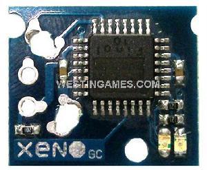 gamecube xeno mod chip modchip