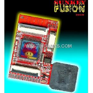 mod chip modchip sunkey fusion 3in1 nintendo wii console