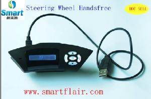 bluetooth handsfree car steering wheel phonebook