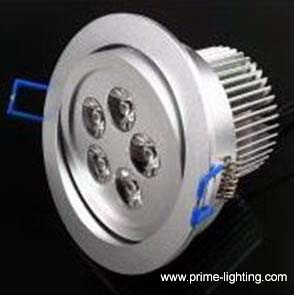 5 1w cree led downlights ceiling lights round shape