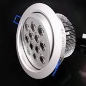 recessed 12 1w led downlight ceiling light