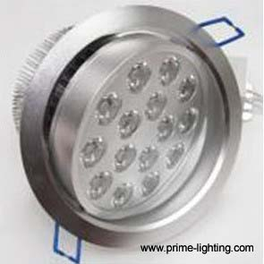 recessed 15 1w led downlights ceiling lights