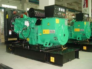 diesel gas generator