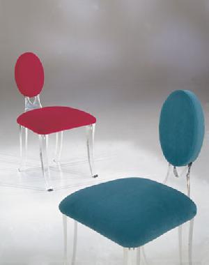 acrylic dining chair j922207