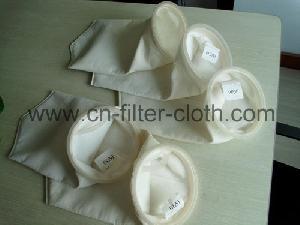 liquid filter bag needle felt cloth