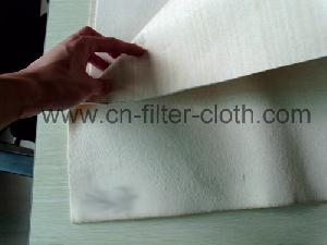nomex needle punched filter felt cloth