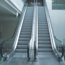 passenger elevator panoramic car escalator moving walks parking system