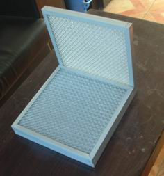industrial grade aluminum filter