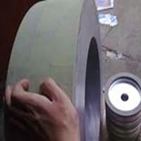 ceramic centerless diamond grinding wheel pdc cutter insert precision 1a1