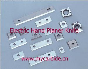electric hand planer knife