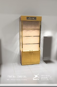 jewelry display showcase wall cabinets dm0136l