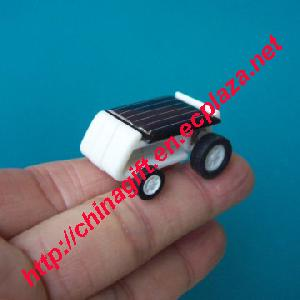 smallest solar car