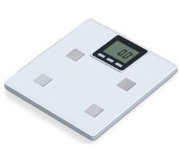 body fat scales 150kg 0 1kg plastic platform hydration measure