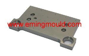 6082 l usinage de précision en aluminium 5052 une partie des métaux fraisage cnc pour les machine