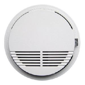 photoelectric wireless smoke detectors burglar alarm system vstar security