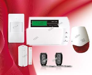 wireless intelligent burglar alarm system watchdog