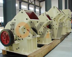 ore hammer crusher joyal