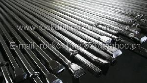 shank hex22 108mm hex25 integral drill rod