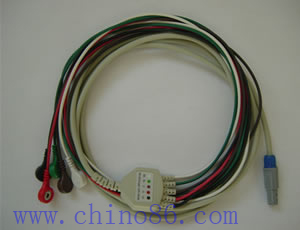 creative 3 patient mointor ecg cable leadwire