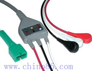 mek 3 ecg cable leadwire
