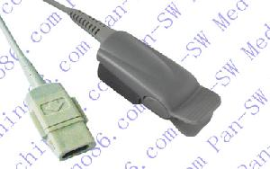 spo2 sensor pan sw ohmeda adult finger clip