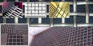 crimped wire mesh barbecue grill netting