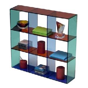 acrylic home furniture shelves