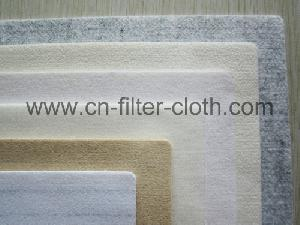 non woven cloth needle felt fabric