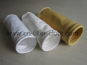 manufacture needle felt filter bag industrial fabric