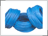 ganvanized wire pvc