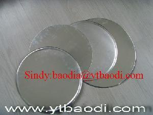 aluminum aluminium circle
